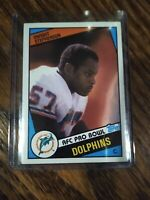 1984 Topps # 129 Dwight Stephenson RC AFC Pro Bowl Center Miami Dolphins