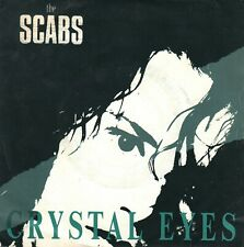 "THE SCABS - Crystal Eyes / Credit Cards - belgish 7"" - 1988"