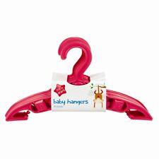 10 ROSE Baby Cintre Vêtement Filles maternité Shower Cadeau Pour Elle Enfant UK