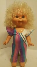 "Honeycomb Doll Pinosh Place 1985 vintage original outfit 17"" tall"