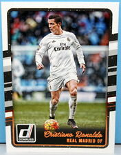 Panini Donruss Soccer 2016 #138 Cristiano Ronaldo - Real Madrid CF