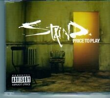 (DM828) Staind, Price To Play - 2003 CD