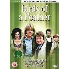BIRDS OF A FEATHER - THE COMPLETE SECOND SERIES NEW REGION 2 DVD