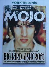 MOJO MAGAZINE - July 2000 - Richard Ashcroft / Rolling Stones / Kinks /Morrissey