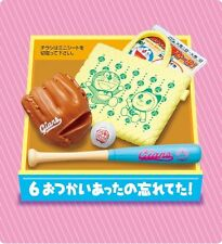 Re-ment Miniature Doraemon Room of Nobita no Heya Stationery Set # 6
