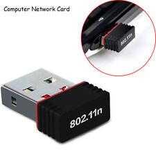 150M 802.11n/g/b 2.4GHz Network Card Wireless USB WiFi Antenna LAN Adapter