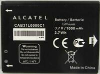 New OEM Alcatel CAB31L0000C1 Tribe A382G VF555 OT-3040 OT-3040D A383G Battery