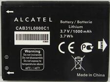 New OEM Alcatel CAB31L0000C1 Tribe A382G VF555 OT-3040 OT-3040D A383G Battery