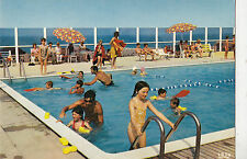 BF31594 la piscine    luc sur mer france front/back image