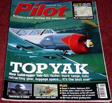 Pilot 2004 November Yak-52,Corben,Robinson R22