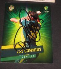 Kevin Pietersen (England) signed Melbourne Stars BBL card + COA