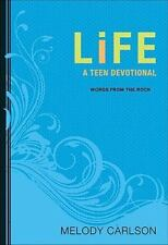 Life: A Teen Devotional (Words from the Rock)-ExLibrary