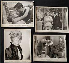 Vintage 1960s Hollywood Rat Pack Shirley MacLaine Portrait Photo Lot #2 (8Photo)