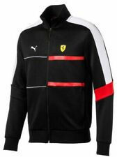 Puma Men's Scuderia Ferrari T7 Track Jacket. Size L