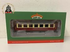 More details for bachmann 394-001 oo-9 third bogie coach maroon & cream