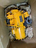 Ingersoll Rand Air Chain Hoist 1/2 TON ML500K-2C10C6 In Box Hook Mount AIR Parts