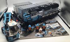 Lego Train Maersk Train Set 10219 From 2011