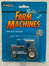 ERTL Farm Machines: Ford 8730 Tractor (1/64 Scale)  Free Shipping!