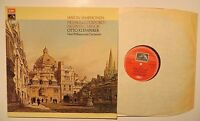 EMI ASD-2818 HAYDN Symphonies 92 & 95 KLEMPERER NM