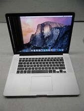 Apple MacBook Pro 10.1 A1398 Intel i7-3615QM 2.3GHZ/8GB MC975LL/A C02JT1SSDKQ4