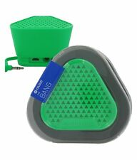 NEW GENUINE NOKIA MD-1C PORTABLE MINI WIRED SPEAKER-THE BANG BY COLOUD - GREEN