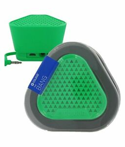 NOKIA MD-1C COLOUD MINI UNIVERSAL TRAVEL WIRED SPEAKER GREEN FOR APPLE SAMSUNG
