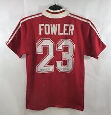 c9929e55dc1 adidas Liverpool Adults Memorabilia Football Shirts (English Clubs ...