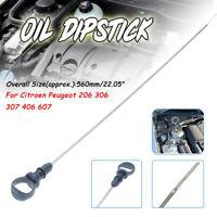 Diesel Huile Moteur Bâton Jauge 117461 pour Peugeot 206 307 Citroen C5 2.0 HDI