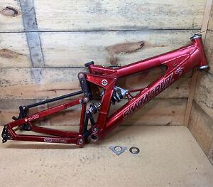 Santa Cruz V10 Full Suspension DH Downhill Mountain Bike Frame 1st Gen EXCELLENT