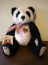 Dan Dee Teddy Bear Plush 100th Anniversary Wendell Valentine April Edition NEW