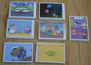 Panini Peppa Wutz Pig auf Weltreise Sticker Nr. 1 - 208 aussuchen Einzelsticker