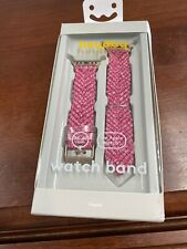Heyday Apple Watch Band Pink Woven 38-40mm- Brand