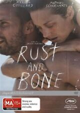 RUST AND BONE DVD, NEW & SEALED, FREE POST