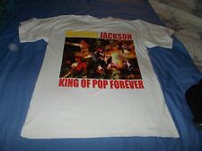 "Michael Jackson "" King Of Pop Forever "" Tee [ large ]"