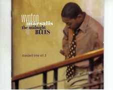 CD WYNTON MARSALIS	the midnight blues - standard time vol 5	VG++ (A3622)