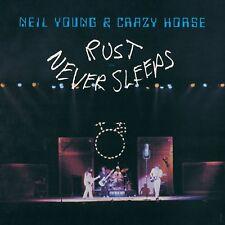 """Neil YOUNG-Ruggine non dorme mai (NUOVO VINILE LP 12"""")"""