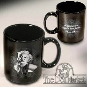 New in Box - Marilyn Monroe Diamonds are a Girl's Best Friend Mug by Vandor