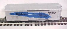 K-Line K6466 Western Pacific Blue Feather Boxcar LN