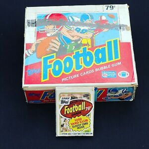 1988 Topps Football Cello Pack from Box - POSSIBLE Montana or Bo Jackson Rookie!