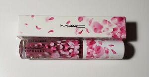 MAC Heartmelter Lipglass Boom, Boom, Bloom Collection New in Box
