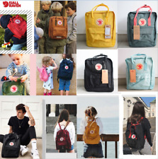 Original Fjällräven Kanken Rucksack Schule Sport Freizeit Trend Tasche Backpack.