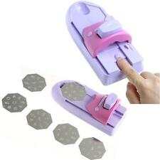 Nail Art Printer Easy Printing Pattern Stamp Manicure Machine Stamper Tool Set
