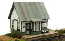 HO SCALE BANTA MODEL WORKS #2108 Donkey Corners Depot