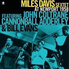 Davis- Miles Sextet/Coltrane- John/Adderley- Cannonball/Evans- Bill (New Vinyl)