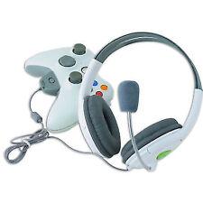 Headset Headphone for Game Xbox 360 Live Xbox360 W/mic
