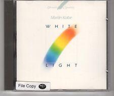 (HH563) Martin Kolbe, White Light - 1991 CD