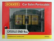 Hornby Lyddle End N Gauge N8762 CAR SALES PORTACABIN *BNIB*