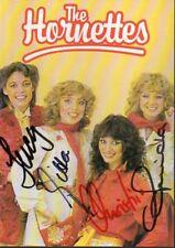 Autogramm - The Hornettes