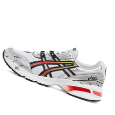 ASICS MENS Shoes Gel 1090 - White & Black - 1021A285-100