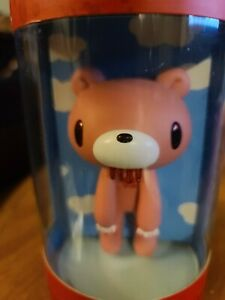 "KIDROBOT 5"" GLOOMY BEAR BLOODY PINK LIMITED EDITION. THE NAUGHTY ADULT BEAR"